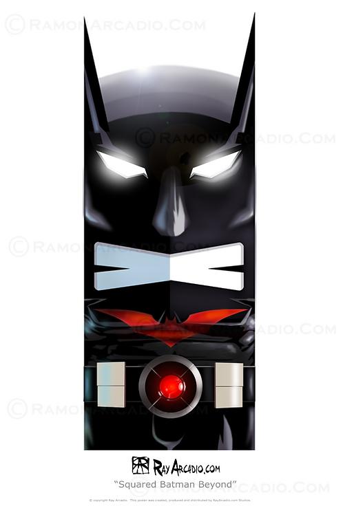 Squared Batman Beyond