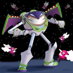 Buzz Light H3Ro