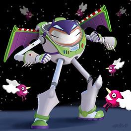 Buzz Light H3eR0