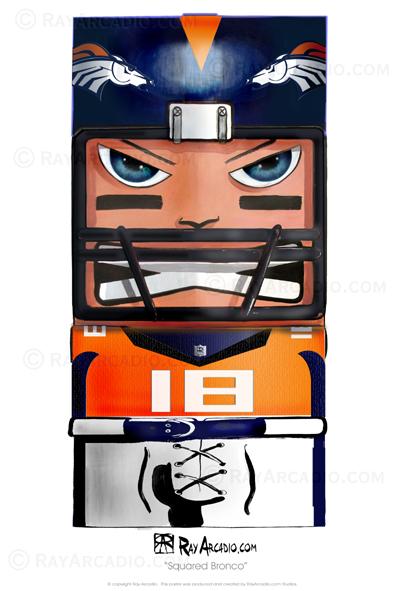 Squared Broncos