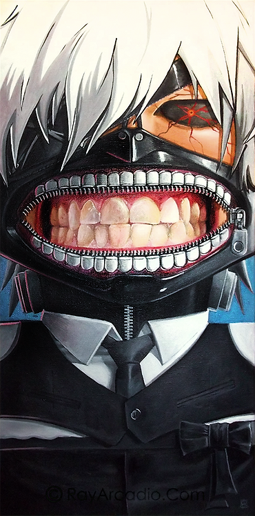 Squared Tokyo Ghoul