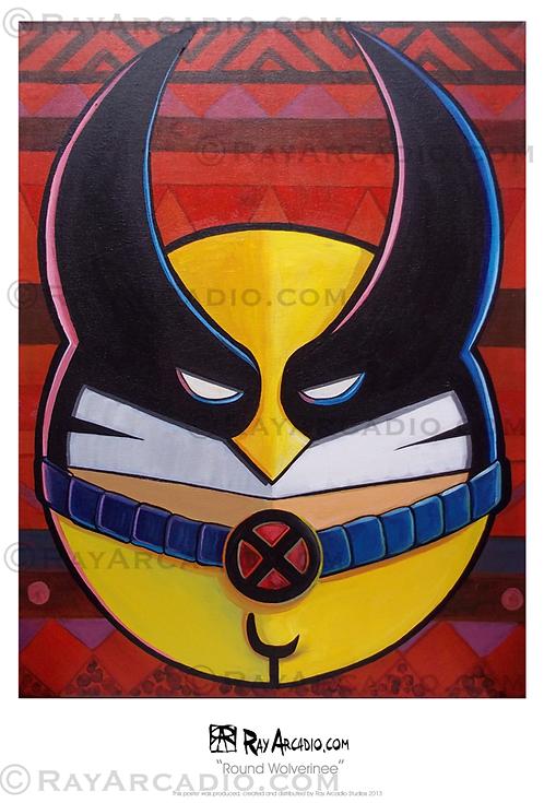 Round Wolverine
