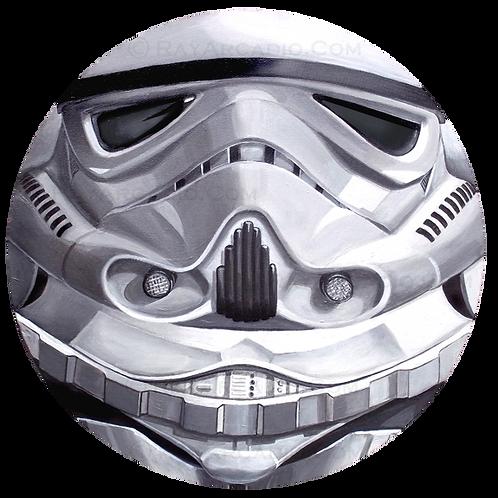 Round Storm Trooper