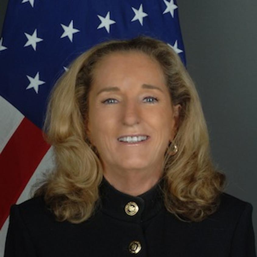Lunchtime Series: U.S. Ambassador (ret.) Pamela White