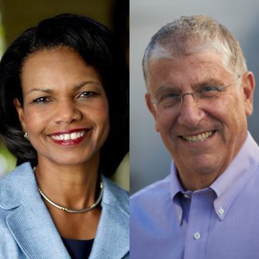 CHINA Town Hall featuring Condoleezza Rice (webcast) and Eliot Cutler