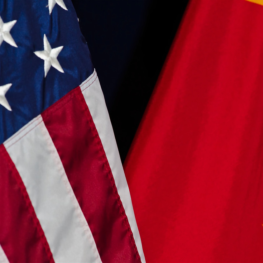 Virtual Member Coffee + Discussion Group: US-China Diplomatic Relations