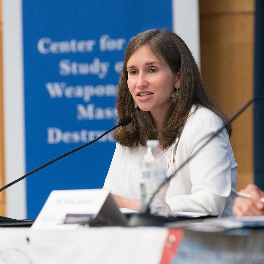Lunchtime Series: Managing the Threat of Nuclear Weapons in the 21st Century