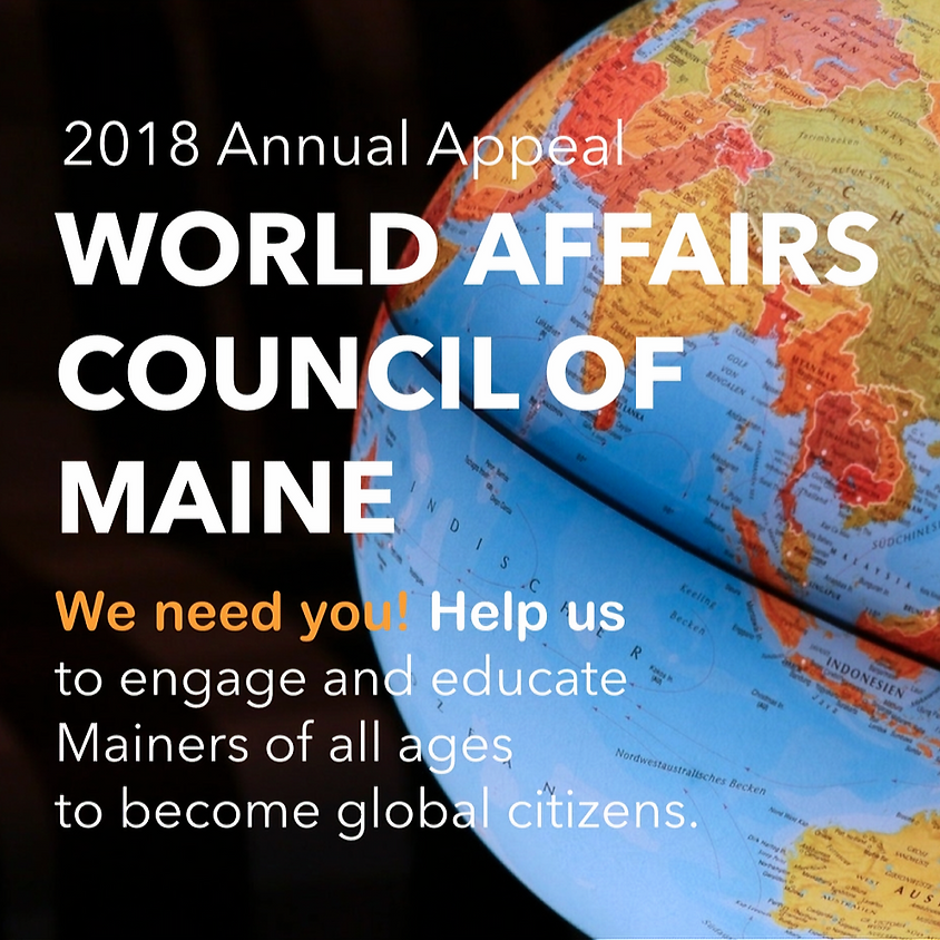 Participate in our Annual Appeal!