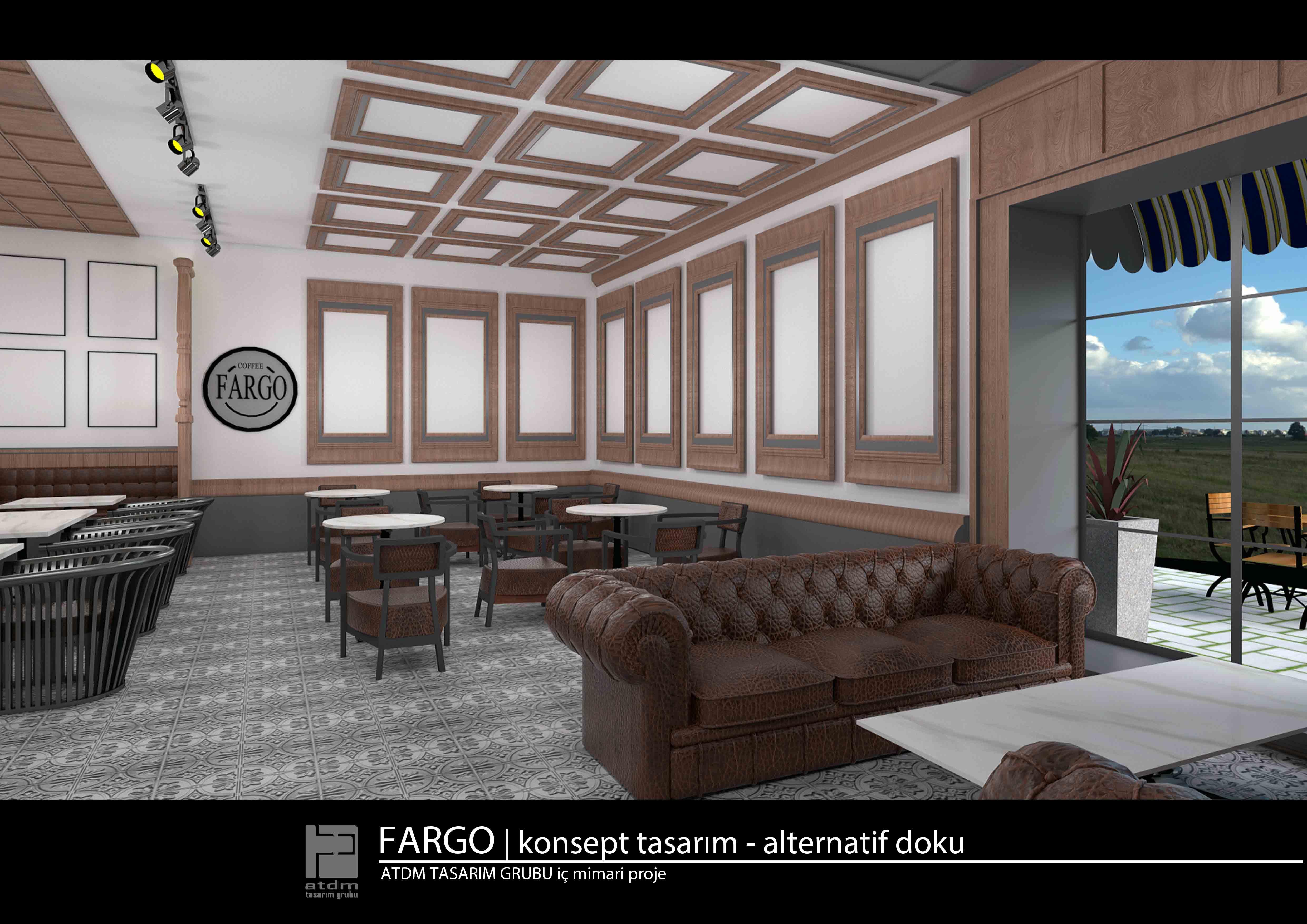 Fargo Cafe