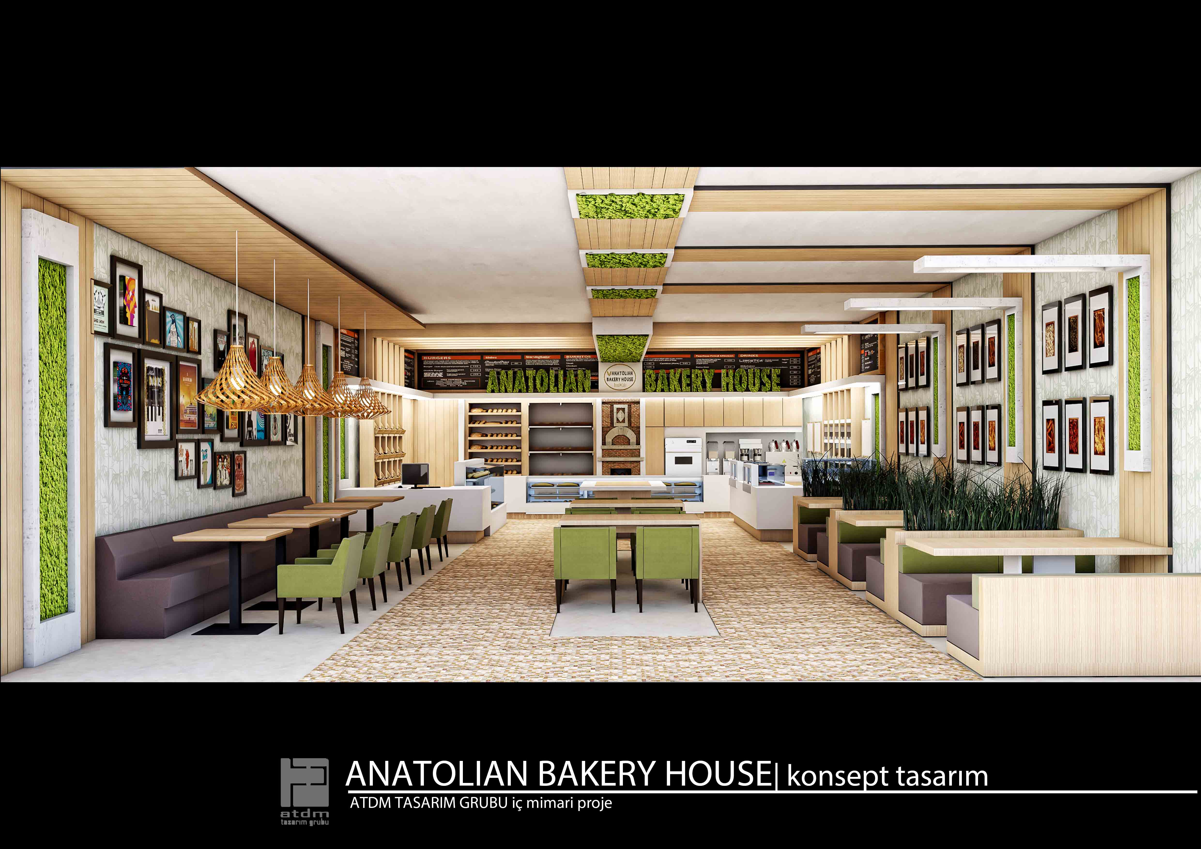 Anatolian Bakery House