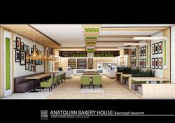 Anatolian Bakery House