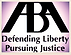 Defending Lberty Pursuing Justice Icon