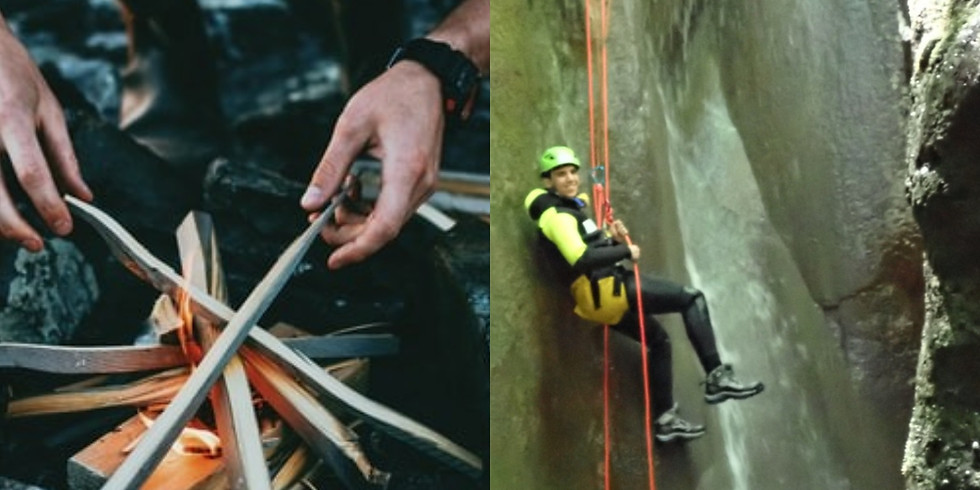 Canyoning e Survival 129€