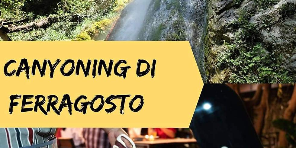 Canyoning al Casco 60€