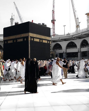 MA PREMIERE OMRA [PARTIE 2 : TOUS EGAUX] • MY FIRST UMRAH [PART 2 : ALL EQUAL]