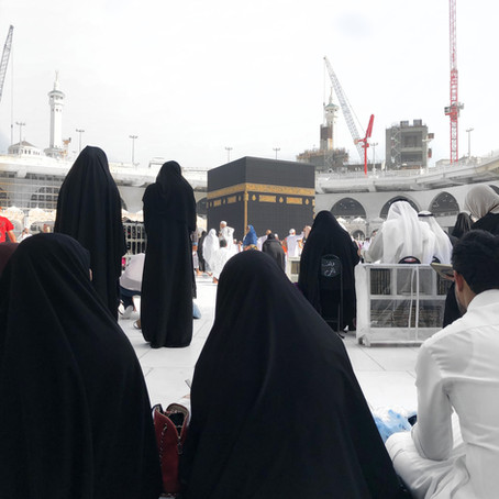 MA PREMIERE OMRA [PARTIE 4 : PRENDRE SOIN DE SOI, EN PREMIER] • MY FIRST UMRAH [PART 4 : TAKE CARE O