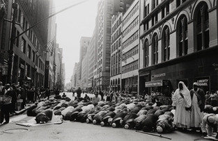 « MUSLIMS OF NEW-YORK » PHOTOGRAPHY EXHIBITION