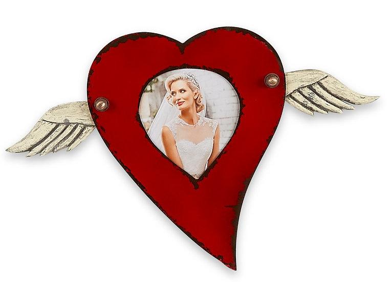 Wall Mounted Heart Frames