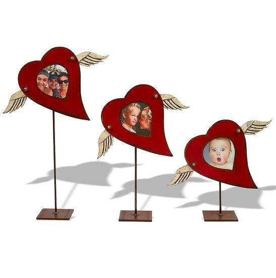 Heart Frames on Stands