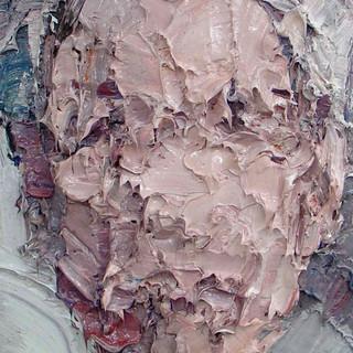 Bill Wegman, oil/pigments on cotton, 24x16 inches. 2007