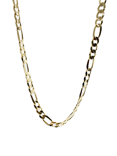 Figaro Chain - Yellow Gold
