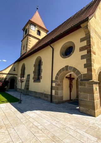 Kirche Schwürbitz