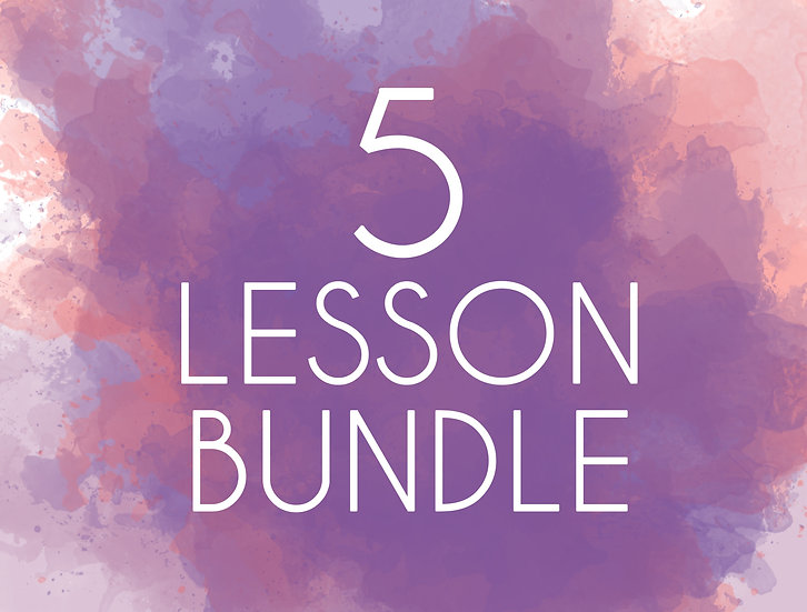 FD 5 Lesson Bundle