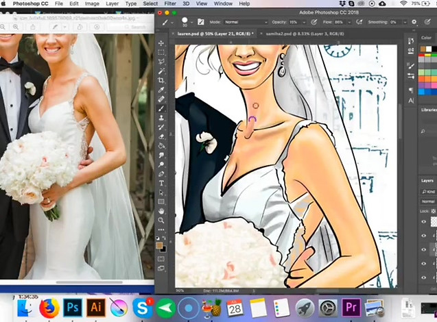 Another process video I hope you enjoy!?