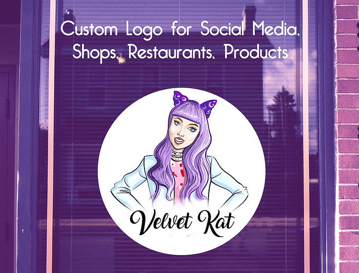 Business Logo with Commercial License