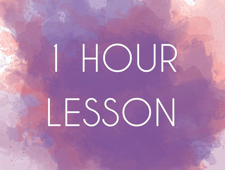 FI 1hr Lesson