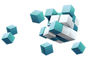 3D-White-and-blue-cubes-vector-PNG.png