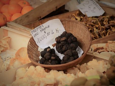 Types of Truffle