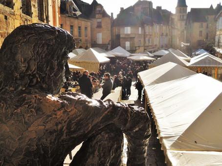 Truffle markets of the Périgord