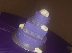 fancy purple
