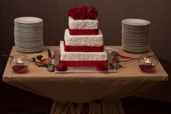 Red+ribbon+and+swirls