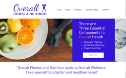 Overall Fitness & Nutrition