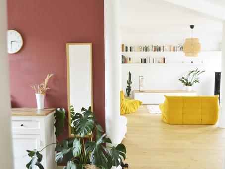 Décoration et aménagement d'une maison contemporaine