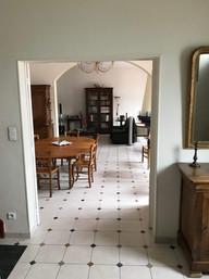 salle à manger / salon avant