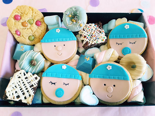 Baby Beanie Dessert Gift Box