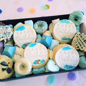 Dessert Box Happy Birthday