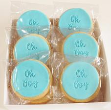 Cookies Oh Boy Blue