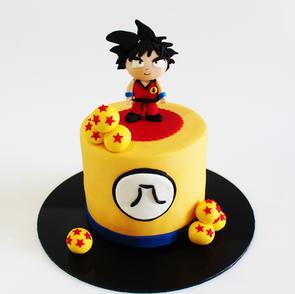 Birthday Cake - Dragon Ball.JPG