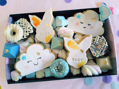 Bunnies In The Clouds Dessert Gift Box
