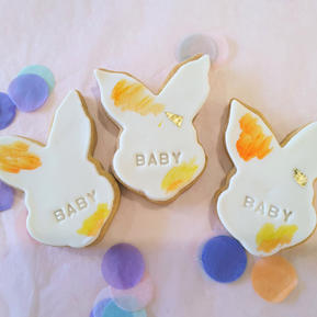 Cookies Baby Bun Cookie Gift Box