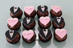 Cupcake - Wedding Tuxedo and Wedding Dress 1