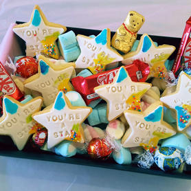 Cookies Dessert Gift Box - You are a Star