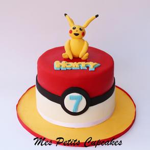 Birthday Cake - Pokemon Birthday Cake.jp