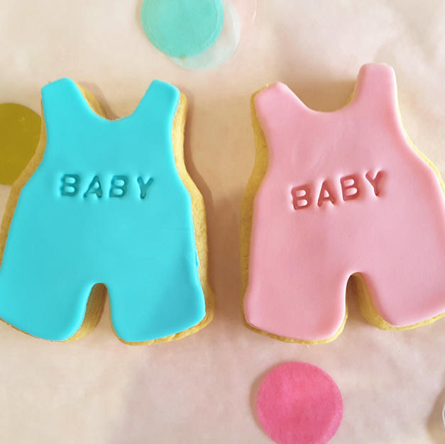 Cookie - Baby Romper Twins