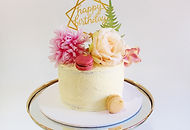 Small Cake - Birthday Cake Pink 1.JPG