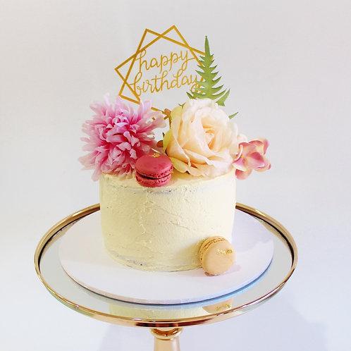 Small Cake - Dreamy Pink
